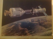 Автографы космонавтов Союз-Apollo