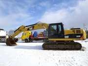 Гусеничный экскаватор CAT 320,  2012 г,  7000 м/ч